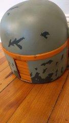 Helmet Back